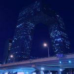 【4K】光华桥下相机架,光华桥上大裤衩!央视新址延时摄影